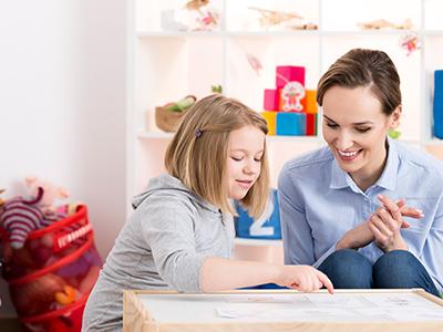 Оферта с обучение по английски език за деца